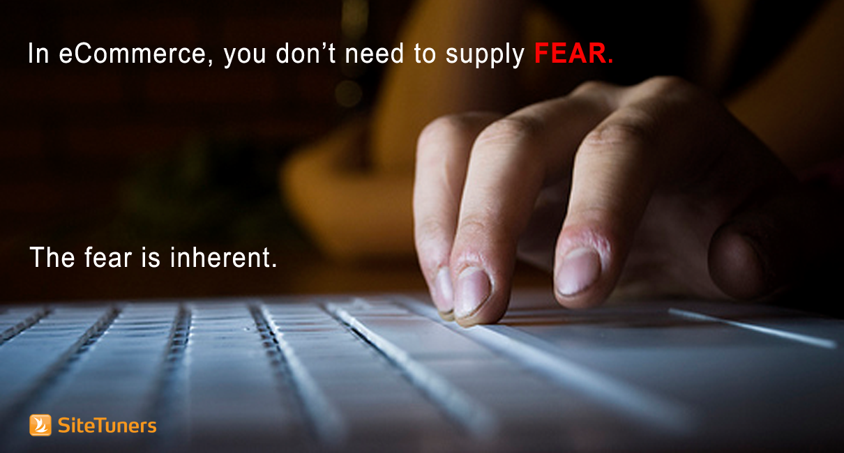4 ways fear is part of the conversion process