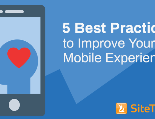 5 Best Practices to Improve Your Website's Mobile Experience