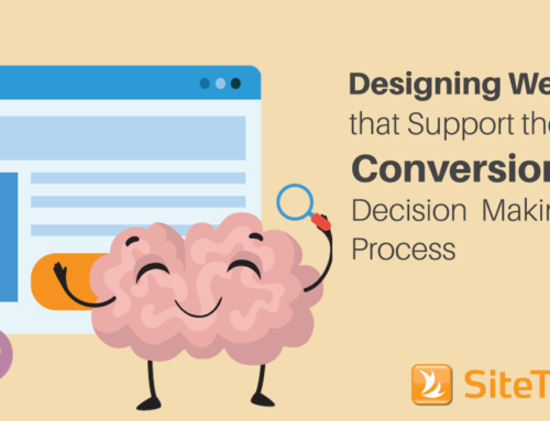 Designing Websites that Support the Conversion Decision Making Process