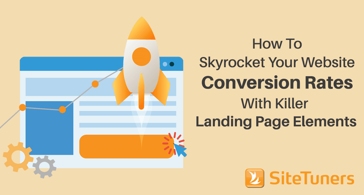 Skyrocket Your Website Conversion Rates with Killer Landing Page Elements