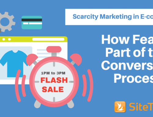 Scarcity Marketing in E-commerce: How Fear is Part of the Conversion Process