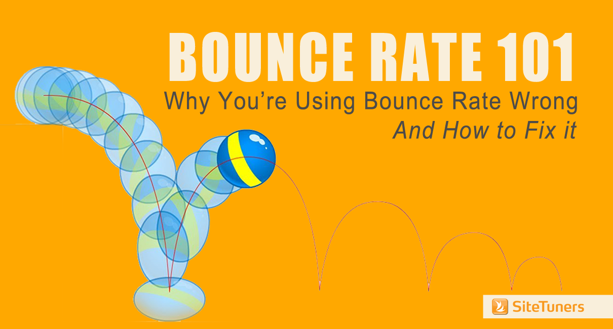 bounce rate 101