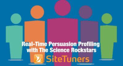 real time persuasion profiling