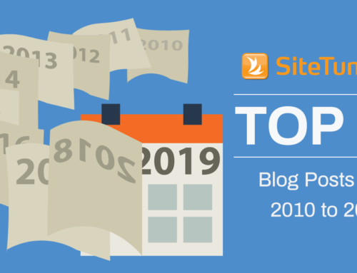 The Top 10 SiteTuners Blog Posts of the Decade